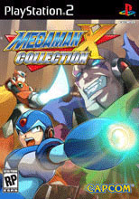Mega Man X Collection PS2