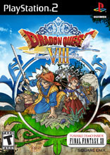 Dragon Quest VIII: Journey of the Cursed King PS2