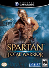 Spartan: Total Warrior GameCube