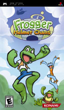 Frogger: Helmet Chaos PSP