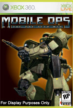 Mobile Ops: The One Year War Xbox 360