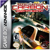 Need for Speed: Carbon - Own the City GBA