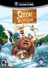 Open Season GameCube