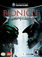 Bionicle Heroes GameCube
