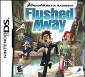 Flushed Away DS