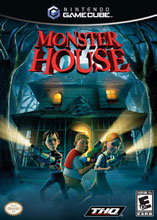 Monster House GameCube