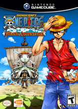 One Piece: Grand Adventure GameCube