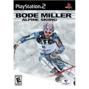 Bode Miller Alpine Skiing PS2