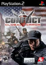 Conflict: Global Terror PS2
