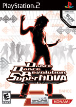 Dance Dance Revolution SuperNOVA