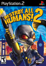 Destroy All Humans 2