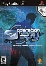 Eye Toy: Operation Spy