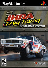IHRA Drag Racing: Sportsman Edition PS2