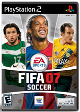 FIFA Soccer 07 PS2