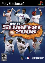 MLB Slugfest 2006 PS2