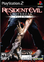 Resident Evil Outbreak: File #2 PS2