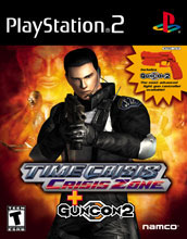 Time Crisis: Crisis Zone PS2