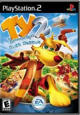 Ty the Tasmanian Tiger 2: Bush Rescue PS2