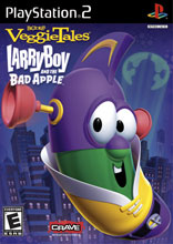 Veggietales: Larry Boy and the Bad Apple PS2