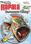 Rapala Tournament Fishing Wii
