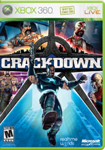 Crackdown Xbox 360