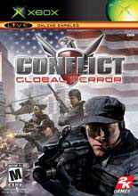 Conflict: Global Terror Xbox