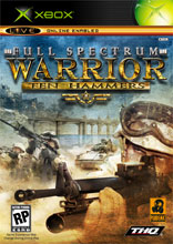 Full Spectrum Warrior: Ten Hammers Xbox
