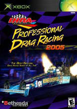 IHRA Professional Drag Racing 2005 Xbox