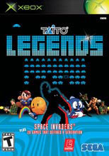 Taito Legends Xbox