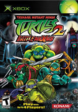 Teenage Mutant Ninja Turtles 2: Battle Nexus Xbox