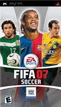 FIFA Soccer 07 PSP