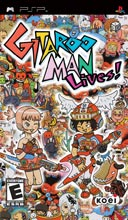 Gitaroo-Man Lives! PSP
