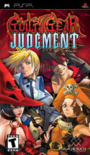Guilty Gear: Judgment PSP