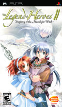 Legend of Heroes II: Prophecy of the Moonlight Witch