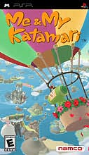 Me &amp;amp; My Katamari PSP