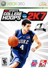 College Hoops NCAA 2K7 Xbox 360