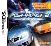 Asphalt 2: Urban GT DS