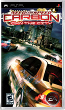 Need for Speed: Carbon - Own the City PSP
