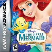 Little Mermaid: Magic in Two Kingdoms GBA