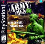 Army Men 3D PSX