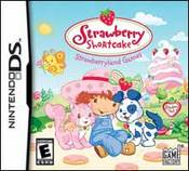 Strawberry Shortcake: Strawberryland Games DS