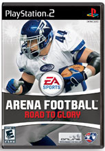 Arena Football: Road to Glory PS2