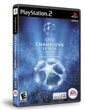UEFA Champions League 2006-2007 PS2