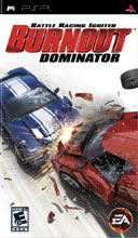 Burnout: Dominator PSP
