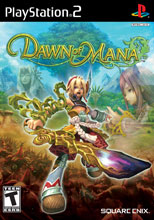Dawn of Mana PS2