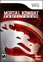 Mortal Kombat: Armageddon Wii