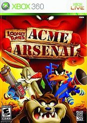 Looney Tunes: Acme Arsenal Xbox 360