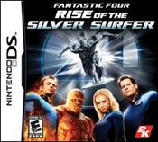 Fantastic 4: Rise of the Silver Surfer DS