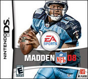 Madden NFL 08 DS