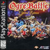 Ogre Battle PSX